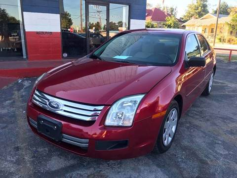 2007 Ford Fusion for sale in San Antonio, TX