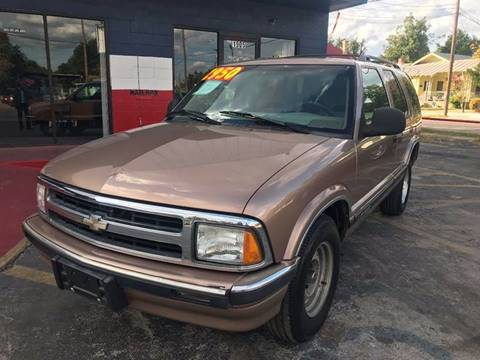 1996 Chevrolet Blazer for sale in San Antonio, TX