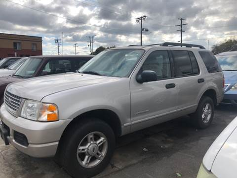 2005 Ford Explorer for sale at Express Auto Sales in Los Angeles CA