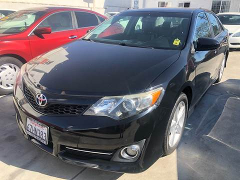 2013 Toyota Camry for sale in Los Angeles, CA