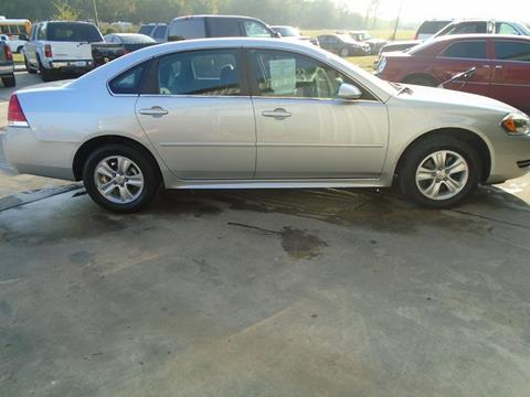 2014 Chevrolet Impala Limited for sale in Houston TX