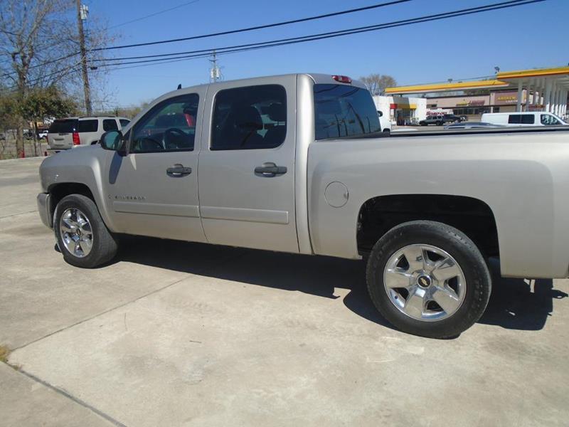 2008 Chevrolet Silverado 1500 In Houston TX - Deals on Wheels Auto Sales
