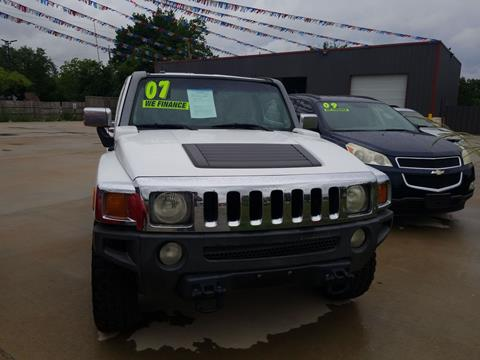 2007 HUMMER H3 for sale in Houston, TX
