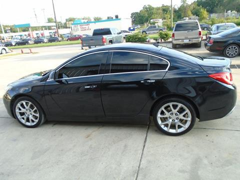 2012 Buick Regal for sale in Houston, TX
