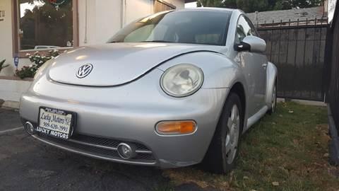 2001 Volkswagen New Beetle for sale in Pomona, CA