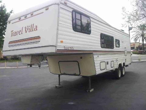 1986 TRAVL CCH for sale in Pomona, CA
