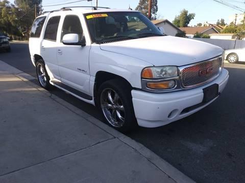 2004 GMC Yukon for sale in Pomona, CA