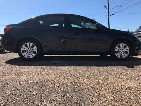 2016 Chevrolet Cruze Limited for sale in Hattiesburg, MS