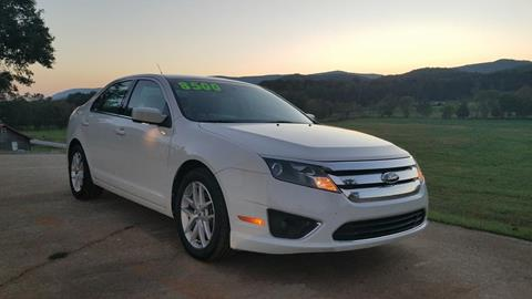 2012 Ford Fusion for sale in Chattanooga, TN