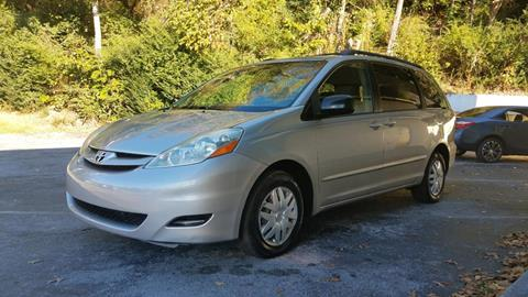 2006 Toyota Sienna for sale in Chattanooga, TN