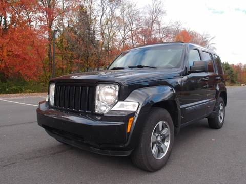 2008 Jeep Liberty for sale in Hampden, MA