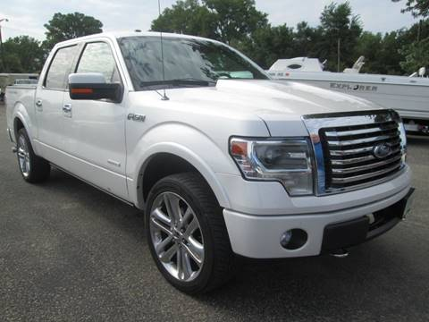 2013 Ford F-150 for sale in Madison, WI