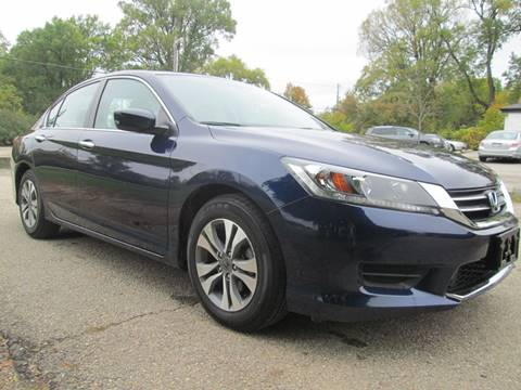 2015 Honda Accord for sale in Madison, WI