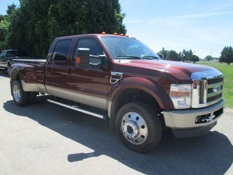 2008 Ford F-450 Super Duty for sale in Madison, WI