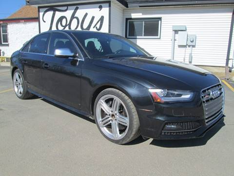 2013 Audi S4 For Sale In Wisconsin Carsforsale