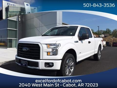 2017 Ford F-150 for sale in Cabot, AR