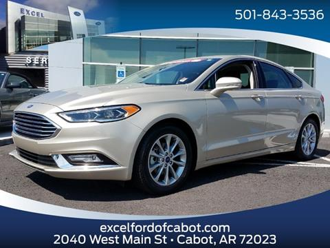 2017 Ford Fusion for sale in Cabot, AR