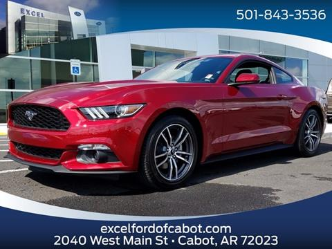 2017 Ford Mustang for sale in Cabot, AR