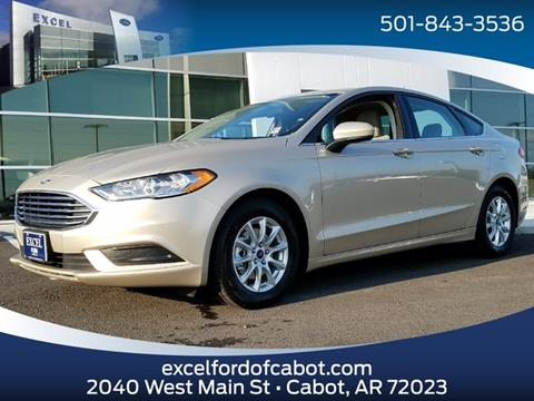 2018 Ford Fusion for sale in Cabot, AR