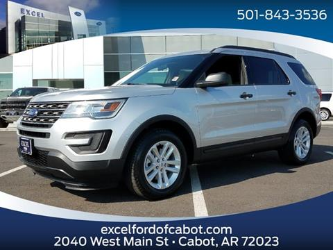 2017 Ford Explorer for sale in Cabot, AR