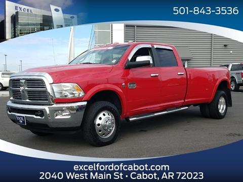2012 RAM Ram Pickup 3500 for sale in Cabot, AR