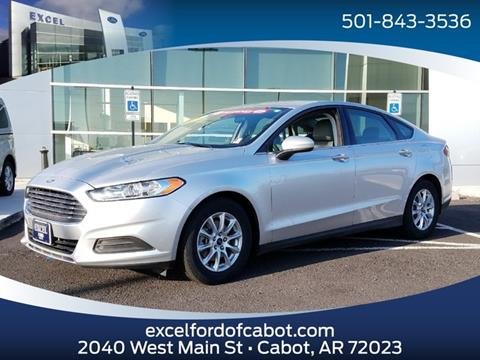 2016 Ford Fusion for sale in Cabot, AR