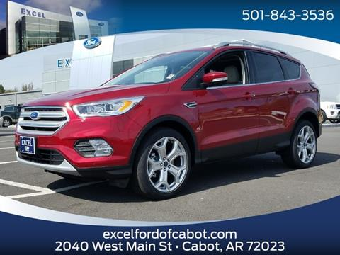 2018 Ford Escape for sale in Cabot, AR