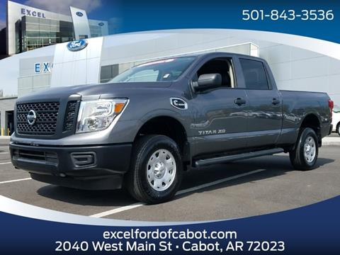2016 Nissan Titan XD for sale in Cabot, AR