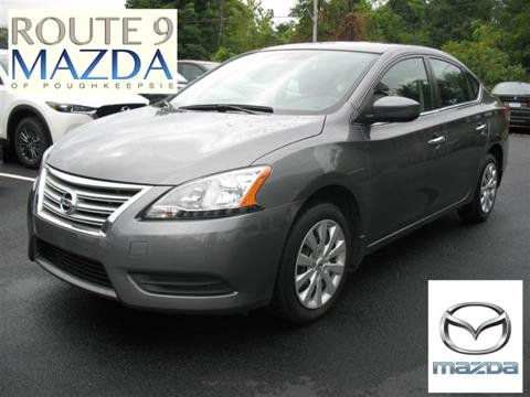 2015 Nissan Sentra for sale in Poughkeepsie NY