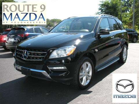 2012 Mercedes-Benz M-Class for sale in Poughkeepsie, NY