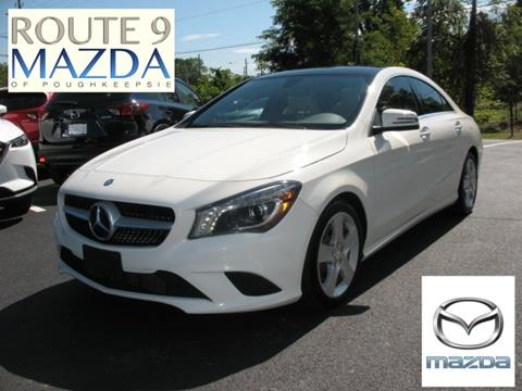 2015 Mercedes-Benz CLA for sale in Poughkeepsie, NY