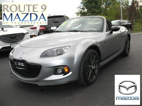 2014 Mazda MX-5 Miata for sale in Poughkeepsie, NY