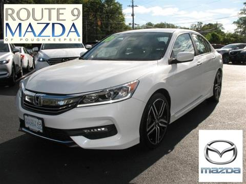 2016 Honda Accord for sale in Poughkeepsie, NY