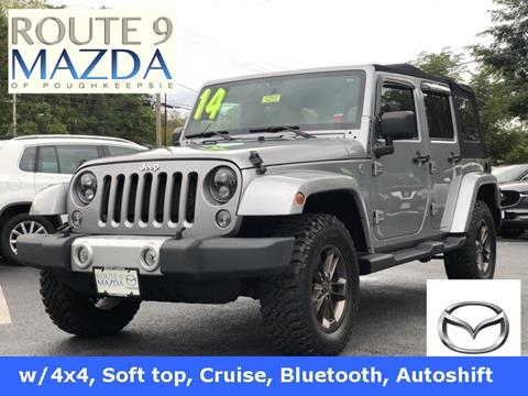 2014 Jeep Wrangler Unlimited for sale in Poughkeepsie, NY