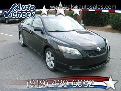 2007 Toyota Camry for sale in Goldsboro NC