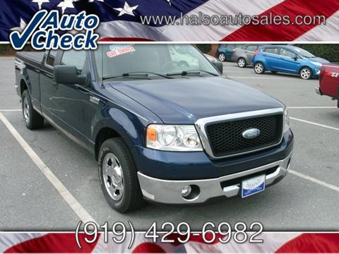 2007 Ford F-150 for sale in Goldsboro NC