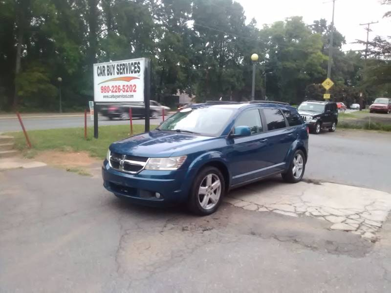 2010 Dodge Journey for sale at Car Buy Services LLC in Charlotte NC