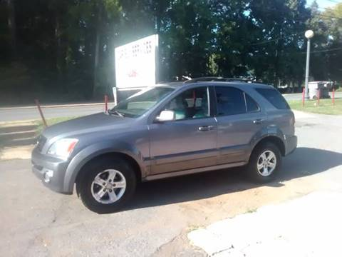 2006 Kia Sorento for sale at Car Buy Services LLC in Charlotte NC