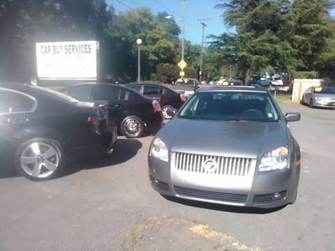 2008 Mercury Milan for sale in Charlotte, NC