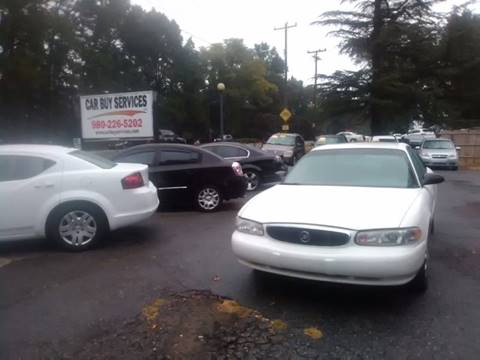 2004 Buick Century for sale in Charlotte, NC
