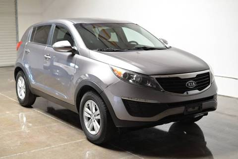 2011 Kia Sportage for sale in North Las Vegas, NV