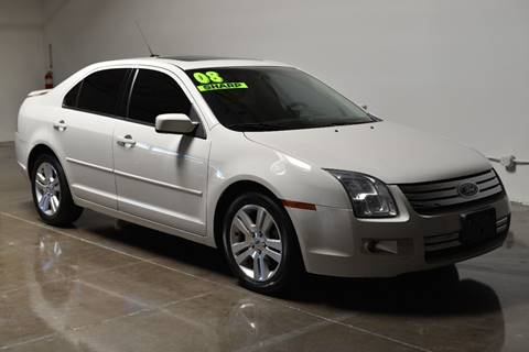 2008 Ford Fusion for sale in North Las Vegas, NV