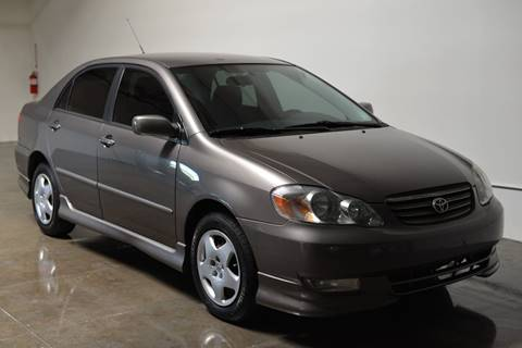 2003 Toyota Corolla for sale in North Las Vegas, NV
