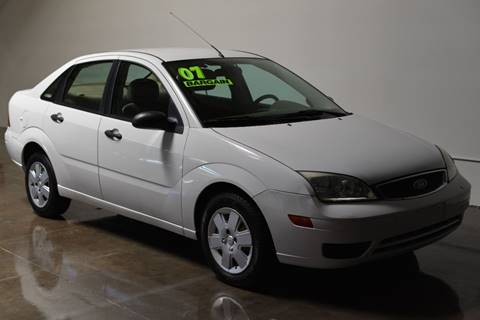 2007 Ford Focus for sale in North Las Vegas, NV