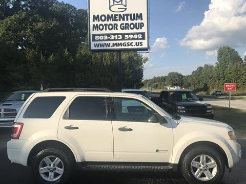 2009 Ford Escape Hybrid for sale in Lancaster, SC