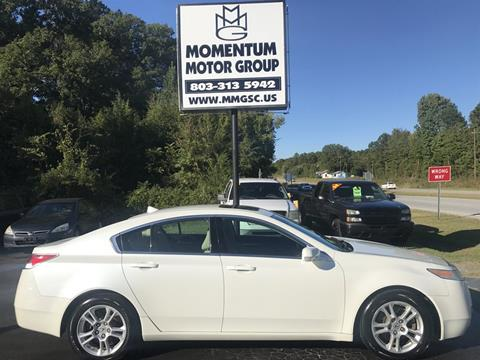 2009 Acura TL for sale in Lancaster, SC