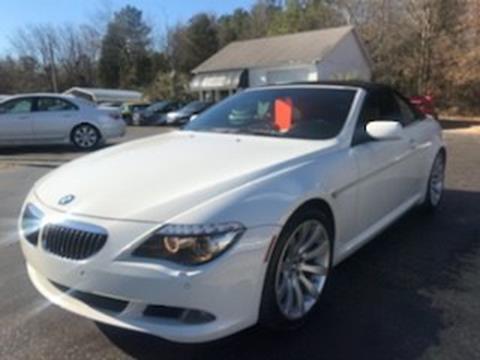 BMW Series For Sale In South Carolina Carsforsalecom - 2008 bmw 645ci