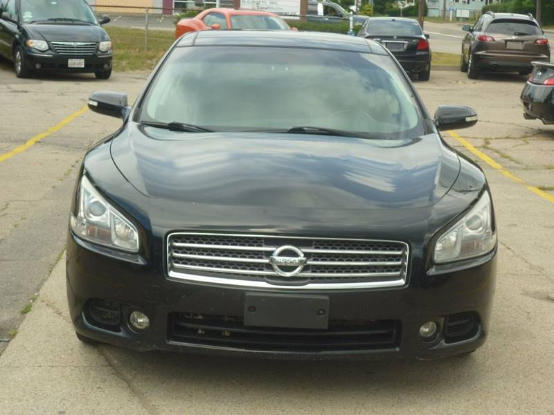 2010 Nissan Maxima For Sale At Intelly Motors In Braintree MA