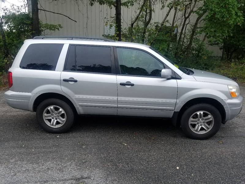 2005 Honda Pilot For Sale At Intelly Motors In Braintree MA