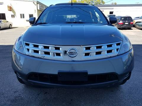 2005 Nissan Murano for sale in Braintree, MA